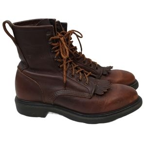 Red Wing 931 Men's Work Boot Soft Toe